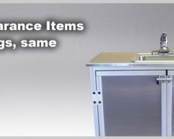 Portable Sinks on Clearance