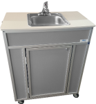 NSF Certified Single Basin Utensil Washing Self Contained Portable Sink  Model: NS-009S