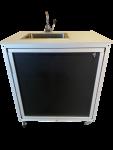 Single Basin Hand Pump Sink  Model: PSE-2008