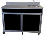 Medical Cabinet with Portable Sink – Model Number PSM-002
