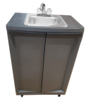 Single Compartment Self Contained Sink  Model: PSE-2001